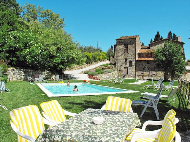 Holiday apartment Podere Castiglioni for 3 persons