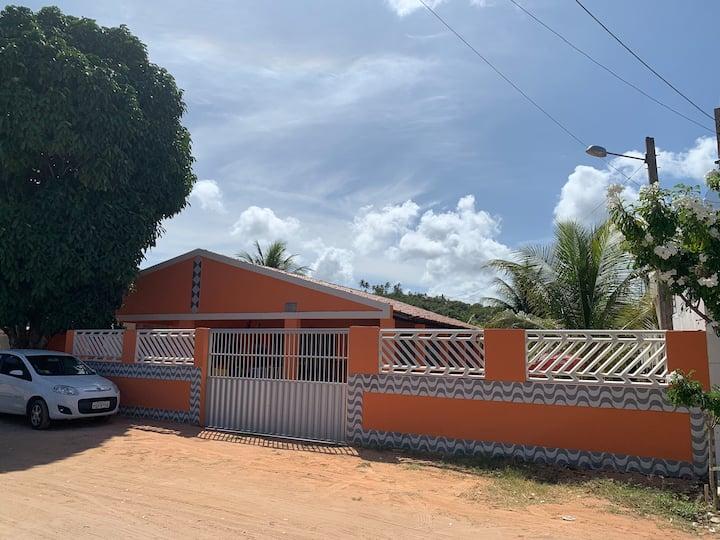 CASA DE PRAIA EM PEROBA - MARAGOGI - ALAGOAS