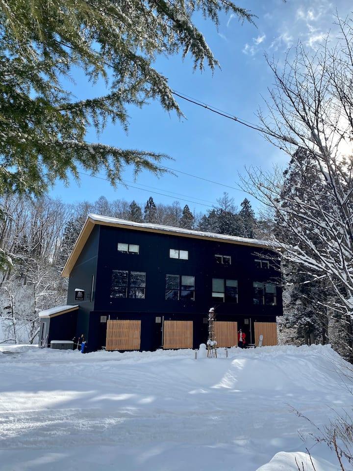 Zen Chalets - Zen Villa C - 2 Bedroom PLUS Loft