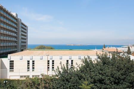 Athens Riviera! Sea,Sun&Fun@Beach - Vouliagmeni - Apartmen