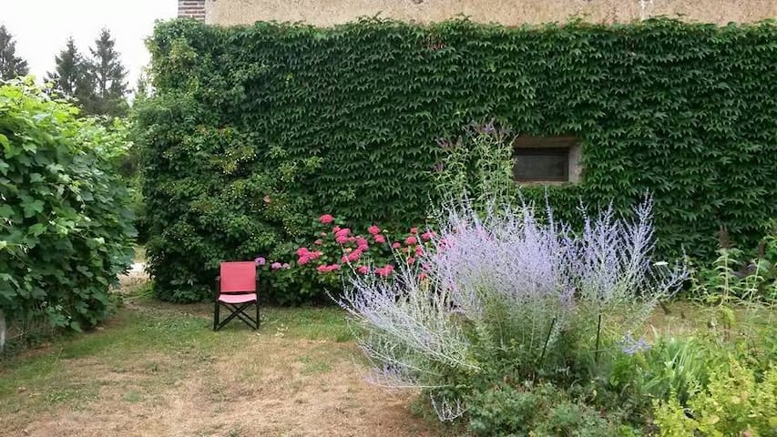 la Ciaccona  B&B or for families and friends - Nogent-en-Othe - Inny