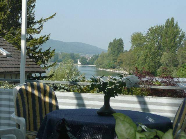 Ferienwohnungen Martin Lafar, (Öhningen), Wohnung Maria, 60 qm, 2 Schlafzimmer, max. 4 Personen