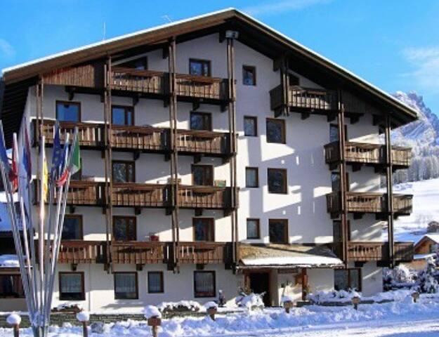 Cozy flat in Alta Badia