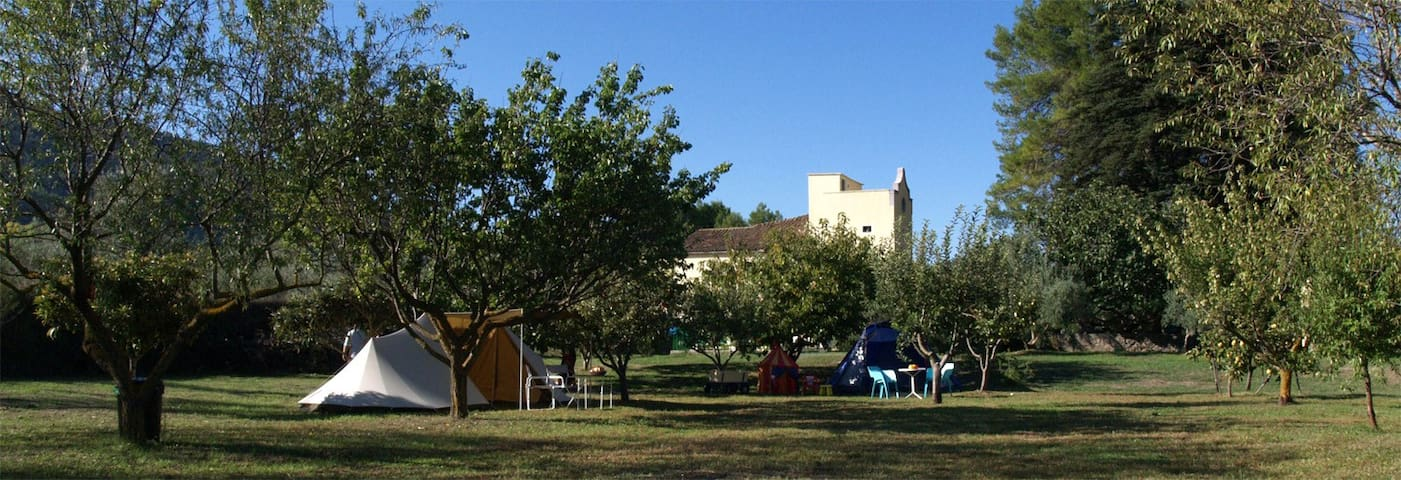 Gezellige 4 persoons tent - Bocairent - เต็นท์