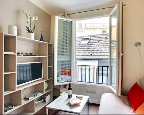 Studio Mezzanine- heart of St Germain des pres