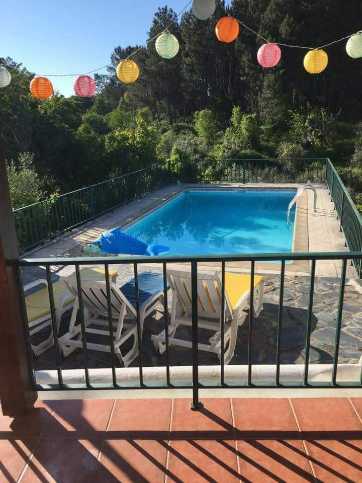 Your own private pool..relax in peaceful beauty...view from the veranda