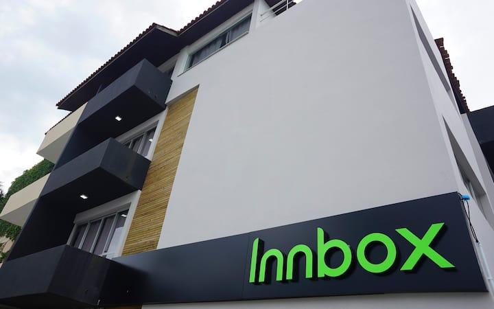 Apartamento para casal / Innbox