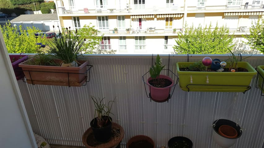 Charmant appartement fonctionnel - Vitrolles - Apartamento