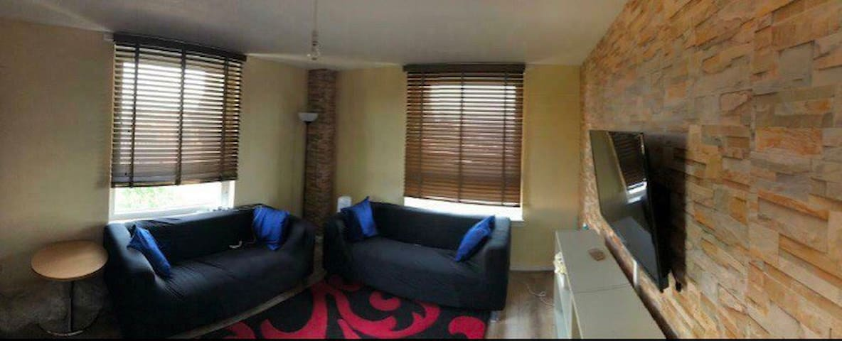 1 bedroom fully furnished flat in central London!