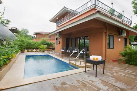 Dhyana - 3 Bedroom Villa with Private Pool in Wada