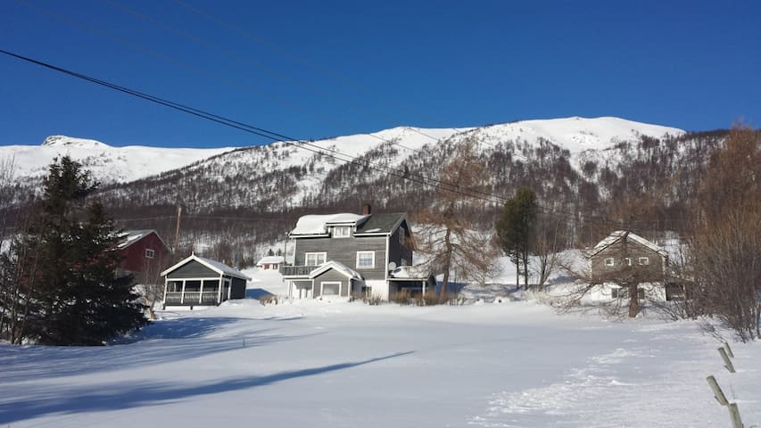 Apartment between Ustaoset and Geilo - Geilo - อพาร์ทเมนท์