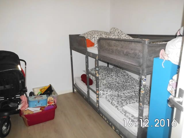 Appartment near the city center of Groningen - Groningen - Apartament