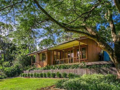 Hinterland Garden Cottage in Fernleigh