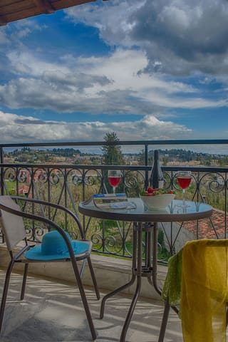 Beautiful apartment near Corfu Town