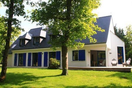 Grande maison familiale campagne/bord de mer - Crac'h