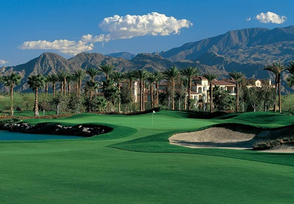 Nick Faldo Golf Course on property