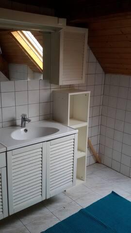 Gemütliche Dachwohnung (ca. 55 qm)