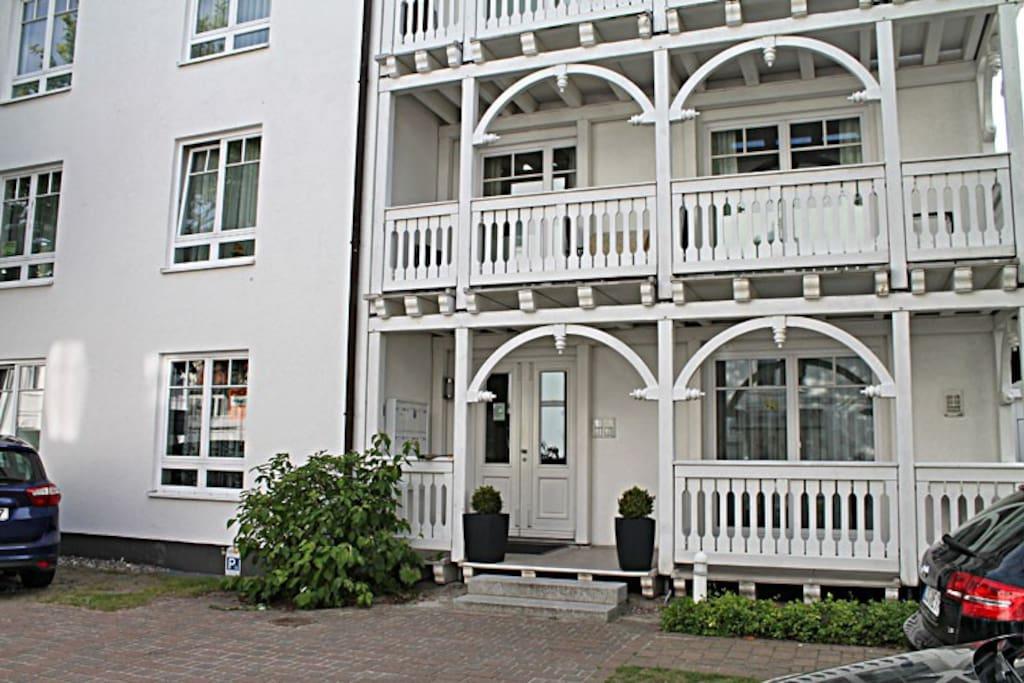 Haus Seydlitz in Binz