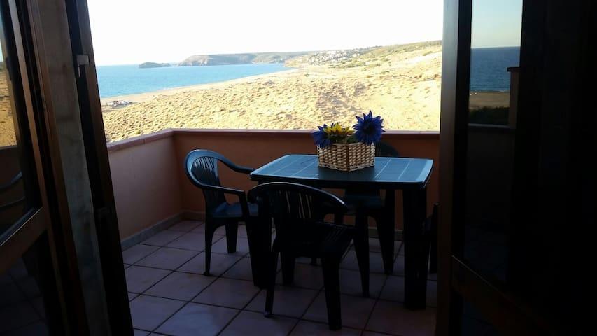 Casa Ludovica vista spettacolare su mare e dune