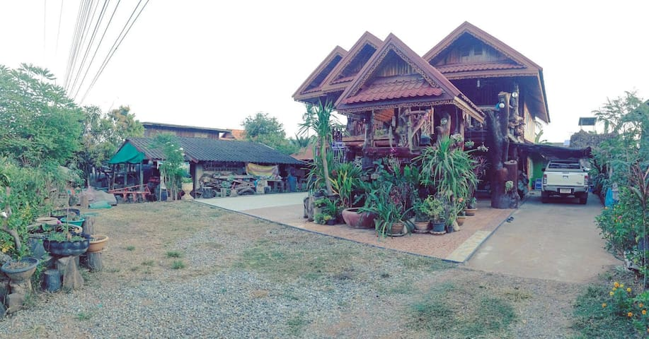 Farmer Homestay in Northeast of Thailand