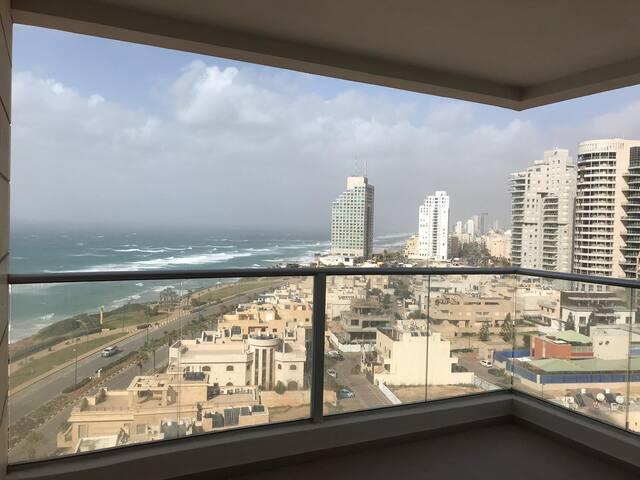 Luxury Suite in the Ramada Hotel & SPA in Netanya