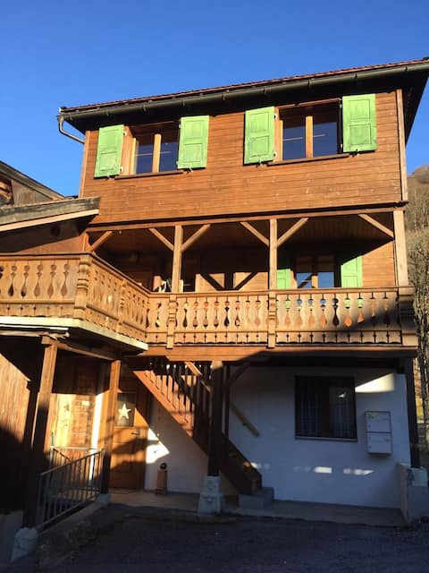 Cosy place to experience Davos/Klosters