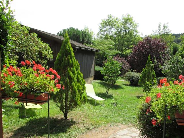 Les chalets du Roc - Alzon - Chalet
