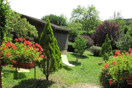 Les chalets du Roc - Alzon - 牧人小屋