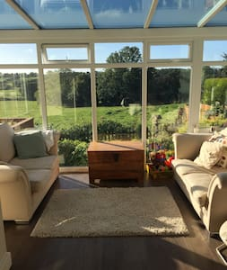Four bed house with stunning countryside views - Shadwell - Hus