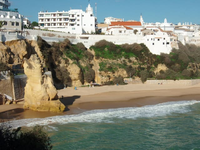 Private apartment in Albufeira old town