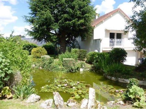 田舎の快適な家-パリから1時間の静かな場所