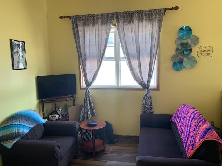 Lily Pad Belize | New Cottage | Safe Quiet Area