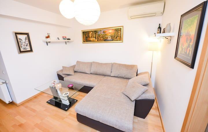 ★Cozy Apartment in Bucharest★ Free Netflix❤️