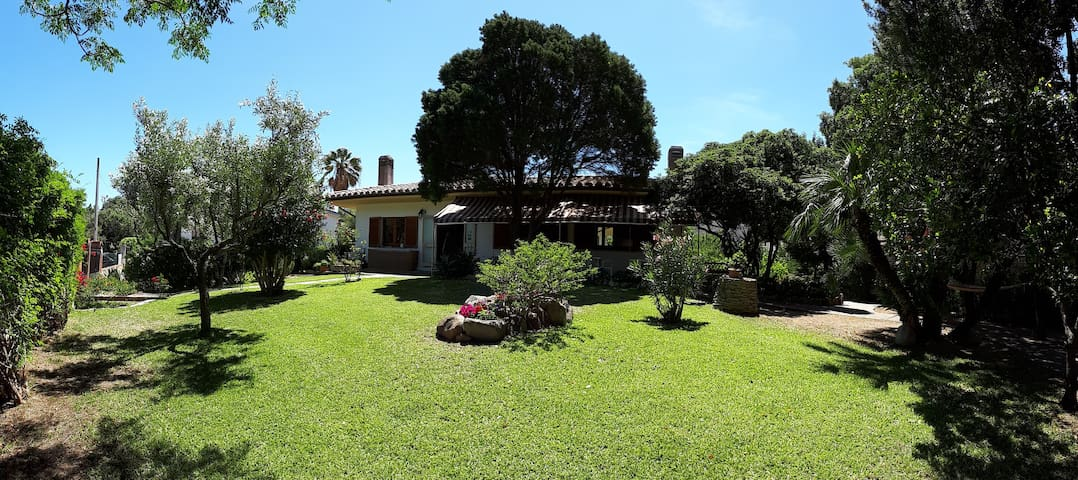 B&B Villa Ines con vasto parco