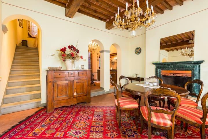 La tua casa in montagna. Toscana