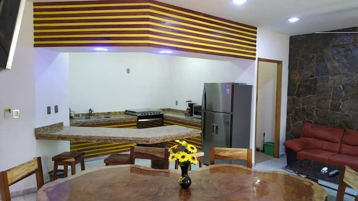 2 Recam, 2 baños, Cocina Terraza, PISCINA (102 m2)