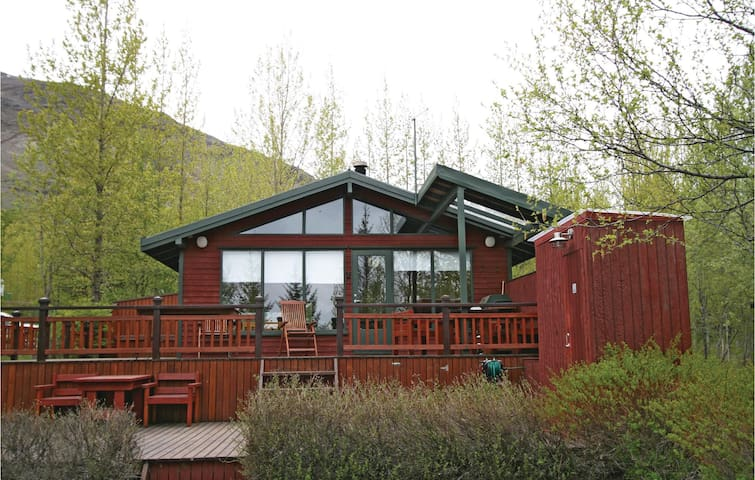 Holiday cottage with 2 bedrooms on 46 m² in Laugarvatn