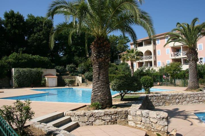 Appartement 2 chambres Domaine des vignes - La Croix-Valmer - 아파트