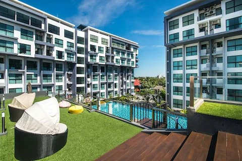 Nice place in Nakhon Ratchasima (The Space Condo)