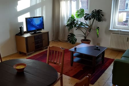 beautifull apartment 5 tram minutes from centre - Лейпциг - Квартира