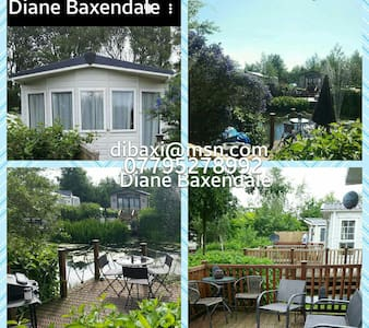 Beautiful home with pond & fountain - Humberston