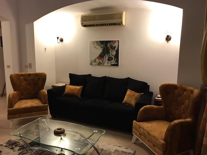 One -bad room in west golf in elgouna-202-1-18