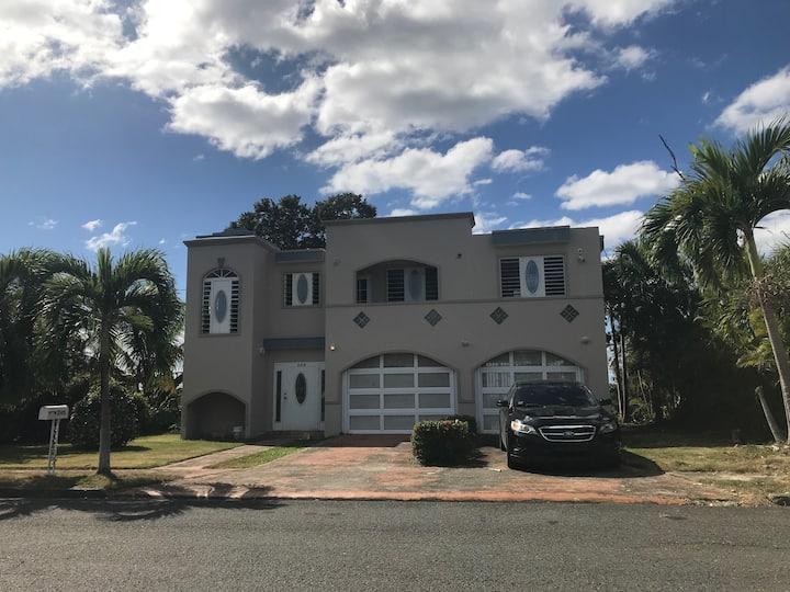 The house at Miradero