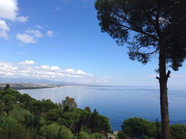 Intero appartamento al mare in Calabria
