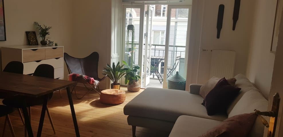 Charming apartment at Christianshavn
