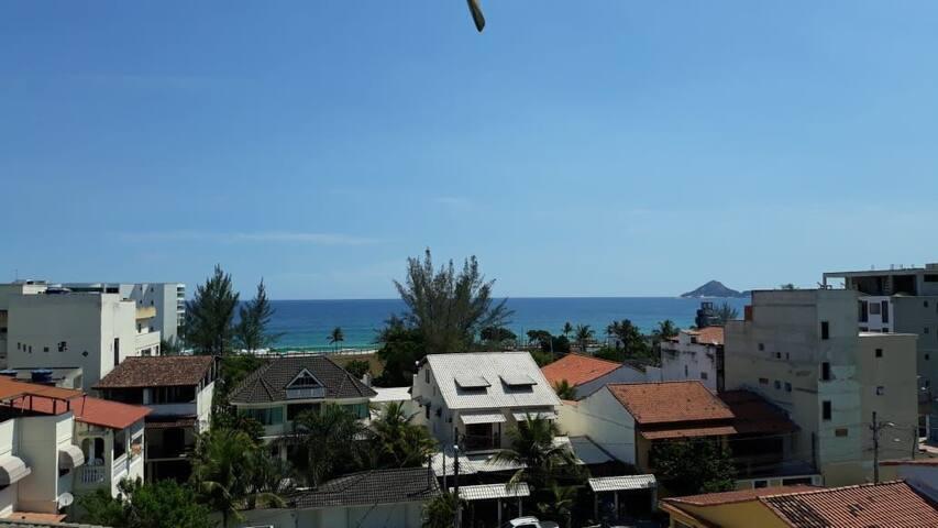 Vista da Praia do Recreio _Pontal