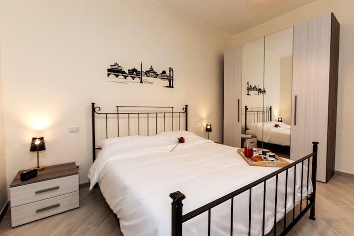 [Near S.GIOVANNI/METRO C *****] Big New Apartment