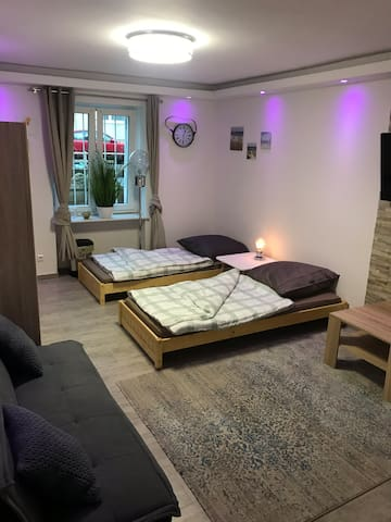 1 Room Appartement in Center of Hannover