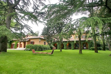 Villa Cardinale - A five star retreat near Rome - Sacrofano