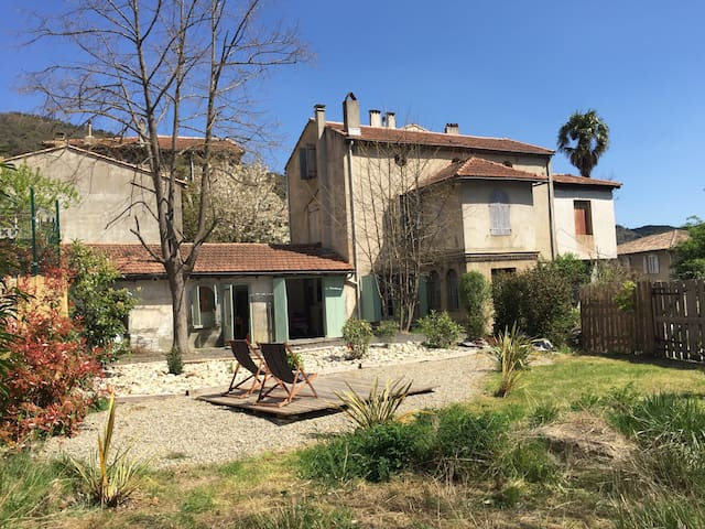Beautiful four bedroom house, Axat, France.